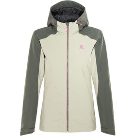 Salomon La Cote 2L Jacket Women black